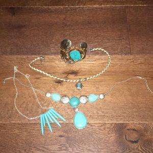 Jewelry - Turquoise jewellery